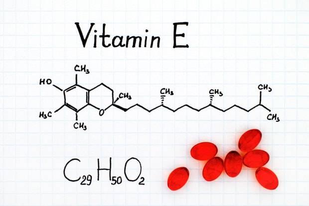 Сколько раз в день можно пить витамин е в капсулах