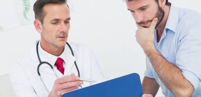 К какому врачу обращаться при развитии импотенции?