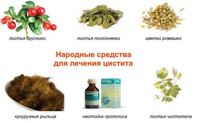 Уретрит - народные средства лечения