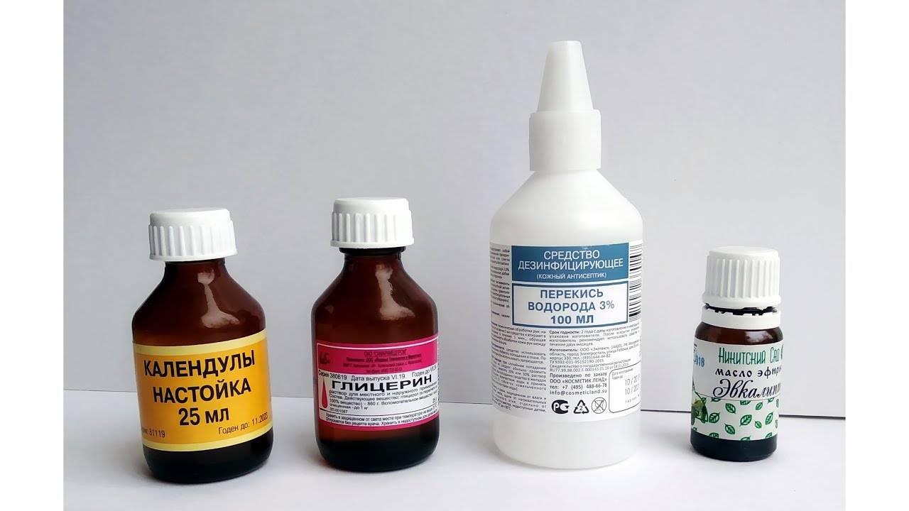 Как сделать антисептик для рук дома и где купить компоненты