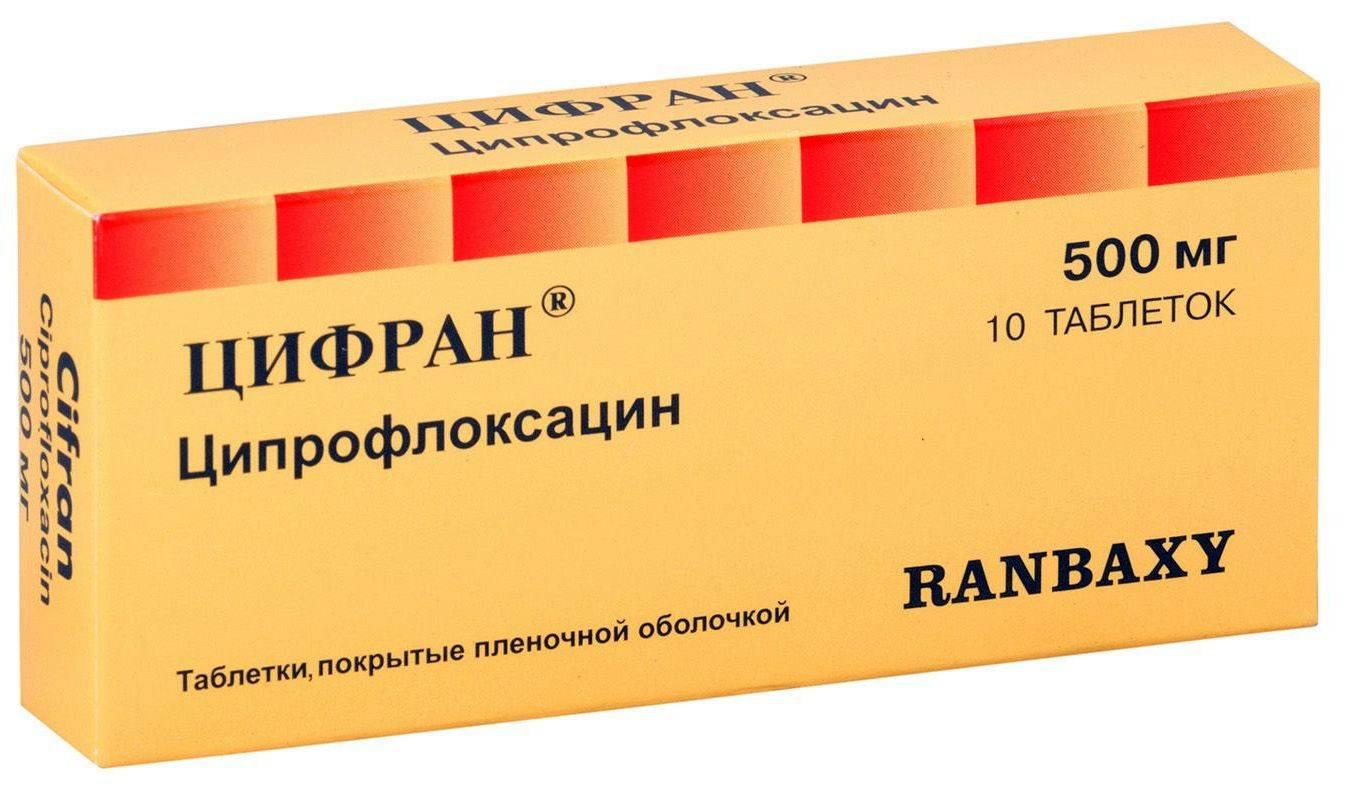 Как принимать ципрофлоксацин от простатита: инструкция с отзывами о лечении
