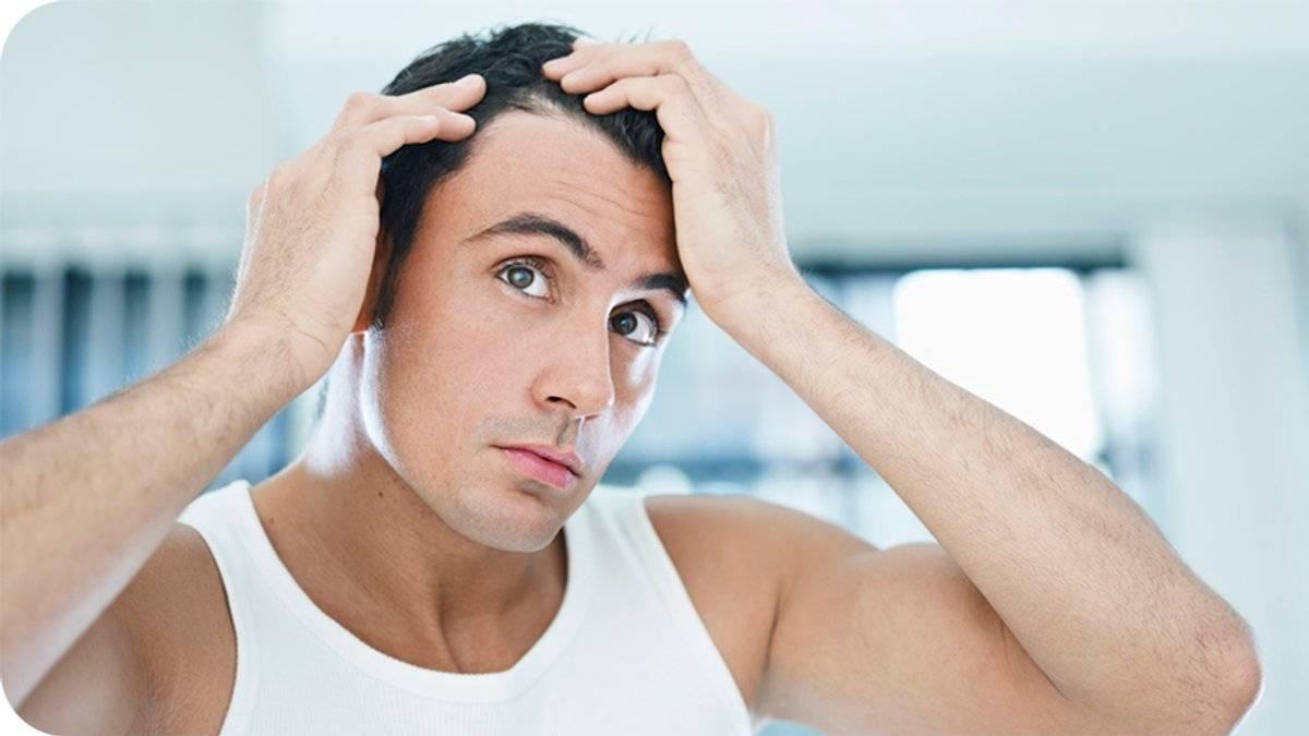 Причины облысения у мужчин в раннем возрасте: лечение