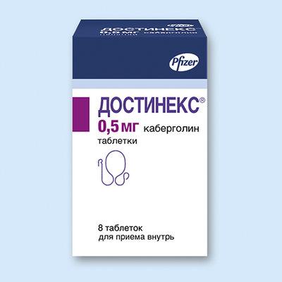 Как понизить высокий пролактин: препараты и народные средства
