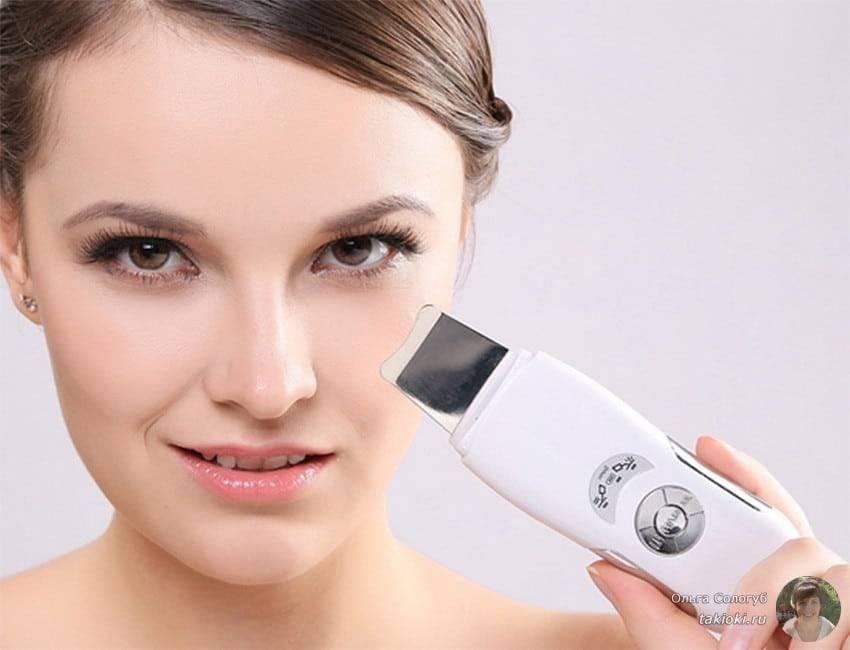 Как выбрать аппарат для ультразвуковой чистки лица: топ 10 приборов с описанием и сравнение
