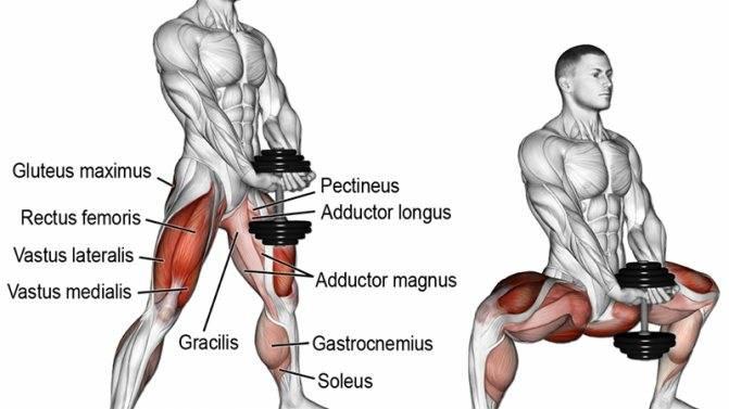 Самые эффективные физические упражнения для повышения мужской потенции в домашних условиях