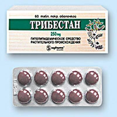 Исследование эффективноститрибестана в лечении больных эректильной дисфункцией