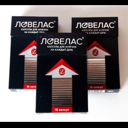 Инструкция по применению таблеток ловелас для мужчин