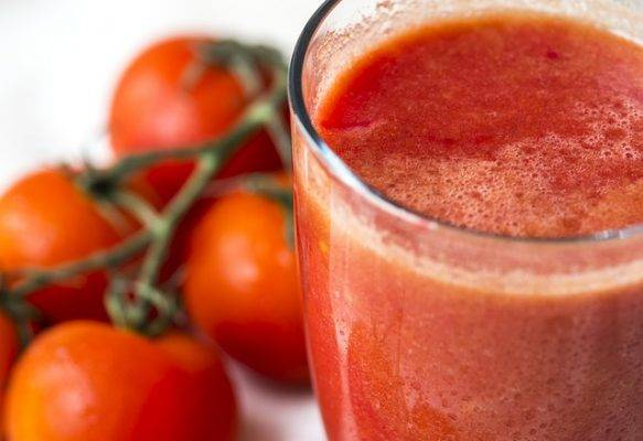 Диета с томатным соком для похудения