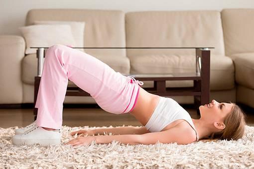 Как с помощью физических упражнений укреплять мочевой пузырь