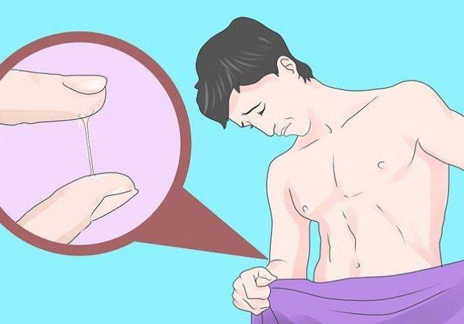 Почему не открывается головка полового члена и что делать?