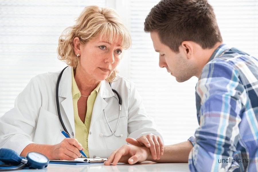 Покраснение и зуд головки: причины, диагностика и лечение