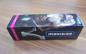 Крем maxisize макси сайз для увеличения члена