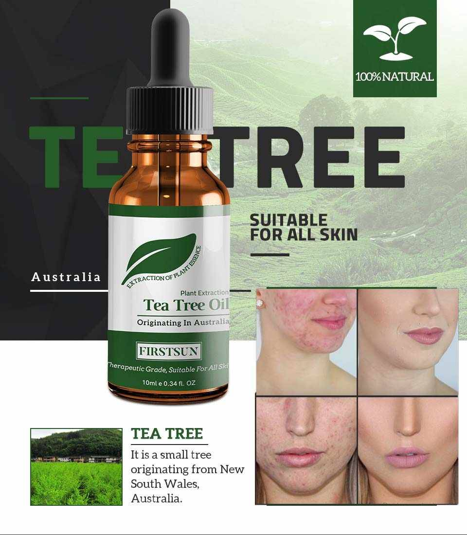 Масло чайного дерева для лица