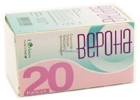 Таблетки верона - препарат для стимуляции потенции, механизм действия и отзывы мужчин