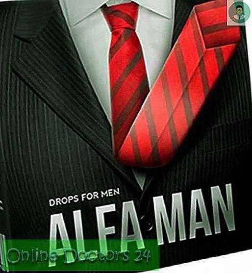 Капли alfa man для улучшения потенции — инструкция по применению, отзывы
