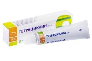 Ихтиоловая мазь как средство против фурункулов