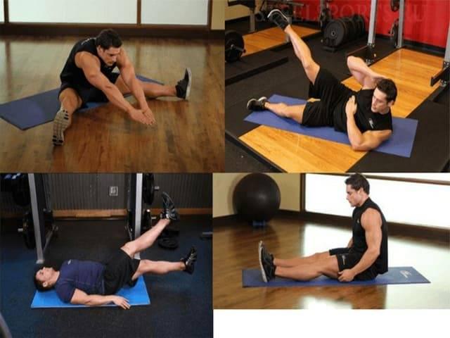 Самые эффективные упражнения для потенции: гимнастика для мужчин в домашних условиях