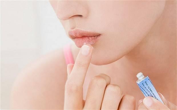 Герпес на губах. лечение быстро в домашних условиях