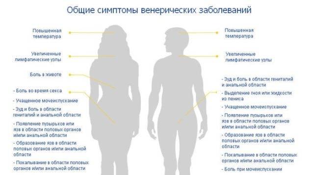 Иппп — список инфекций, диагностика, лечение и профилактика