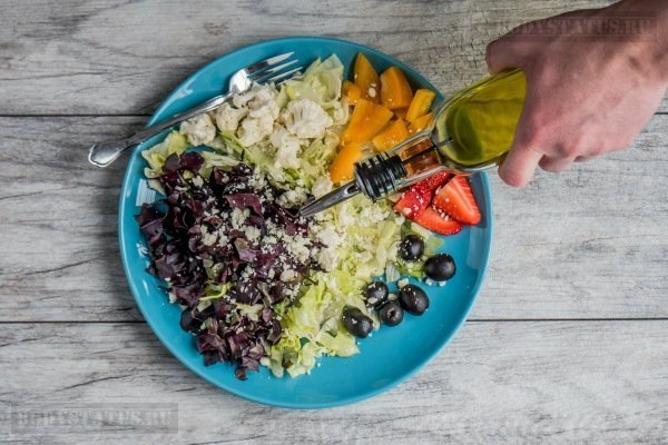 Диета для мужчин — меню правильного питания для похудения на 7 дней