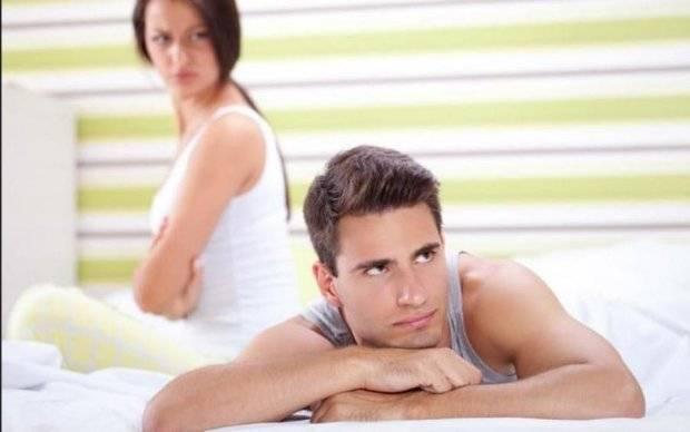 От чего зависит потенция у мужчин