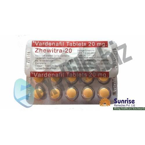 Таблетки левитра zhewitra 10 мг