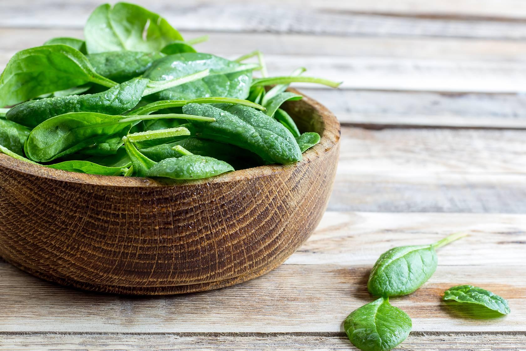 Полезные свойства шпината, противопоказания, калорийность и приготовление