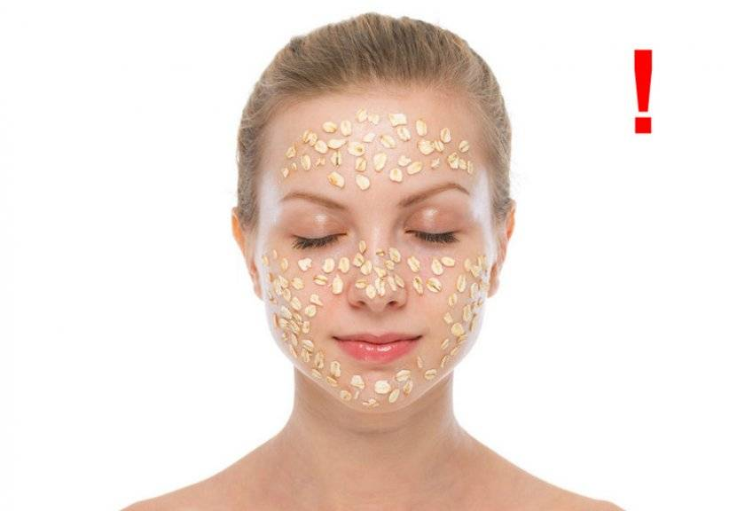 Чудесный омолаживающий эффект от масок из овсянки
