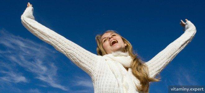 Витамины от усталости и слабости какие выбрать