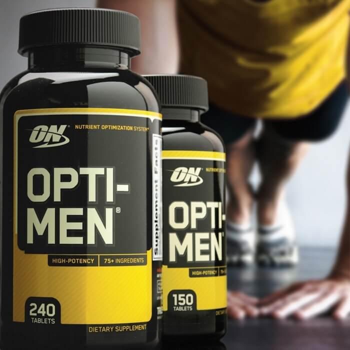 13 лучших витаминов для мужчин