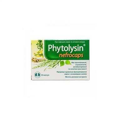 Рекомендации по применению фитолизина при простатите