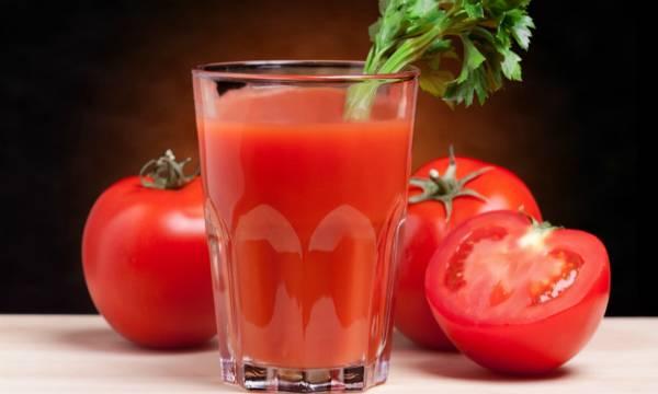 Диета на томатном соке для похудения