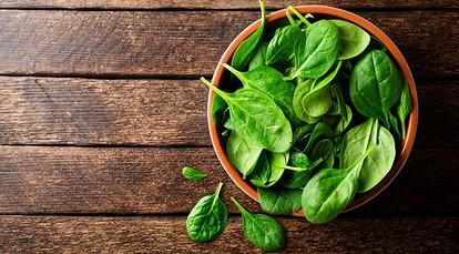Шпинат полезные свойства, изучение пользы и вреда для здоровья