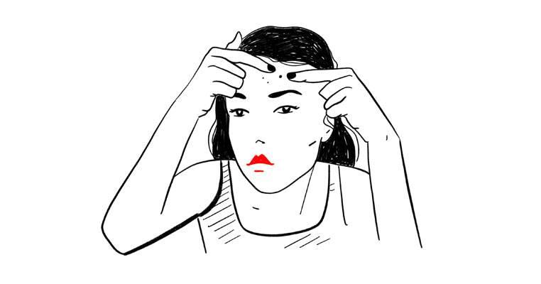 Как убрать прыщи на лице у подростка: можно и нельзя