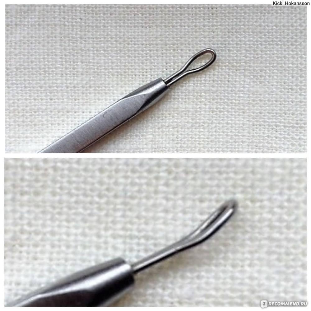 Как называется палочка для чистки пор. как пользоваться инструментом для удаления черных точек?