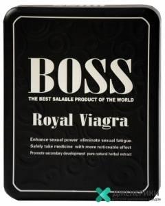 Таблетки для потенции boss royal viagra: описание, состав, инструкция по применению и отзывы
