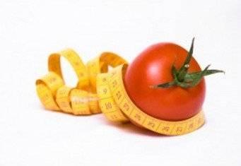Можно ли похудеть на помидорах