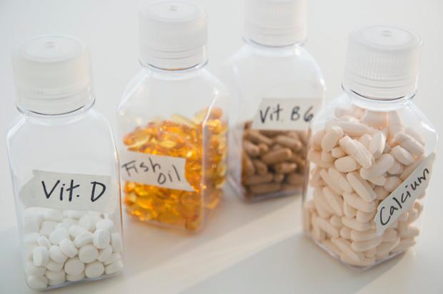 Витамины от усталости и слабости