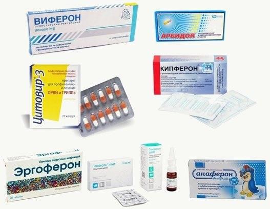 Какие иммуномодуляторы используют при папилломах?