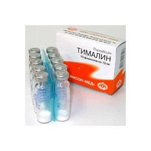Методика лечения рака тималином || методика лечения рака тималином