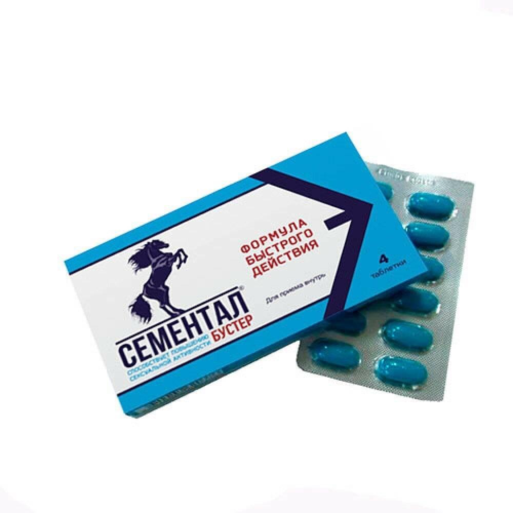 Препараты, повышающие потенцию у мужчин без побочных эффектов