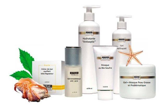 Аптечная косметика: средства для проблемной кожи и показания к применению