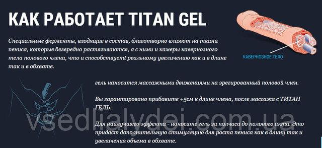 """Titan gel - ñ€ð°ð·ð²ð¾ð´ ð¸ð»ð¸ ð¿ñ€ð°ð²ð´ð°? ð˜ð½ñ'ð¸ð¼ð½ñ‹ð¹ ð³ðµð»ñŒ ð´ð»ñ ð¼ñƒð¶ñ‡ð¸ð½ """"ð¢ð¸ñ'ð°ð½ ð³ðµð»ñŒ"""": ð¸ð½ññ'ñ€ñƒðºñ†ð¸ñ ð¿ð¾ ð¿ñ€ð¸ð¼ðµð½ðµð½ð¸ñŽ, ð¾ñ'ð·ñ‹ð²ñ‹"""