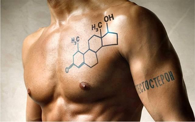Норма тестостерона в мужском организме
