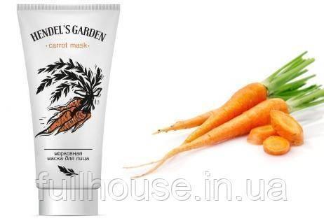 Морковь и сок из неё против прыщей