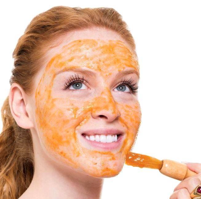 Морковная маска от прыщей (в тч для лица) в домашних условиях: помогает ли + рецепт