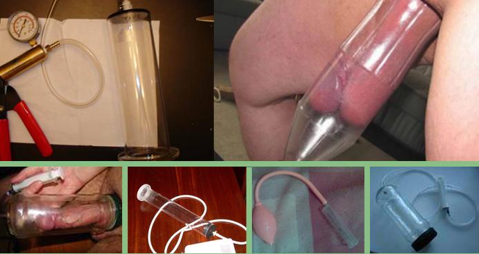 Принцип работы, правила применения, противопоказания, польза и вред вакуумной помпы для мужчин
