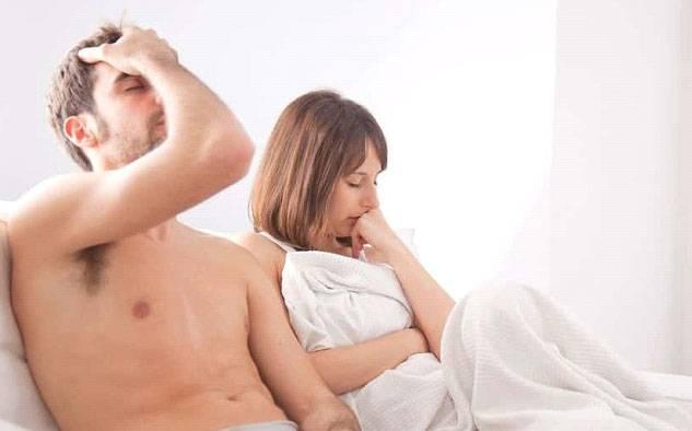 Виды эректильной дисфункции у мужчин