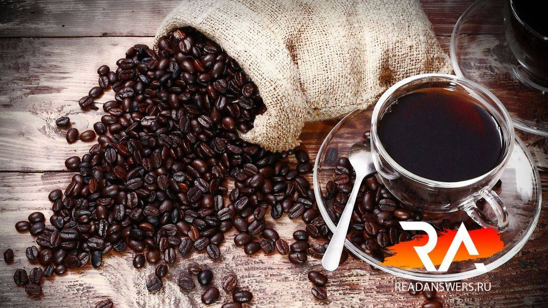 Вред кофе для мужчин?