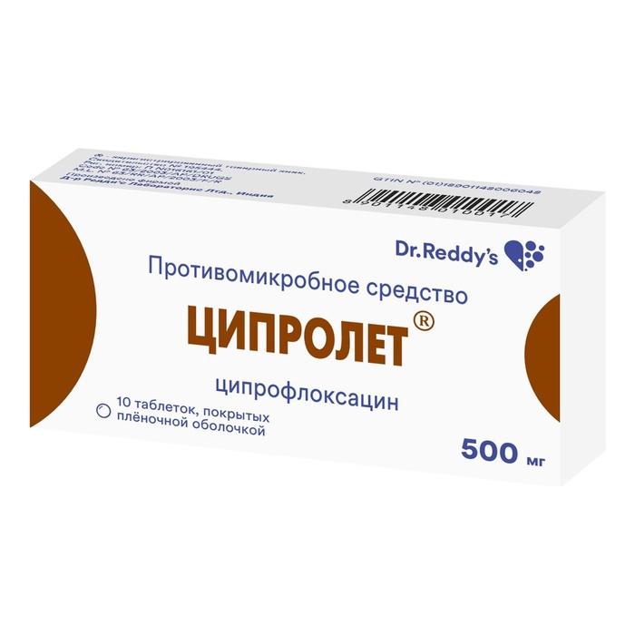 Ципрофлоксацин: инструкция по применению и лечение при простатите